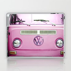 Summer of Love - Cotton Candy Pink Laptop & iPad Skin