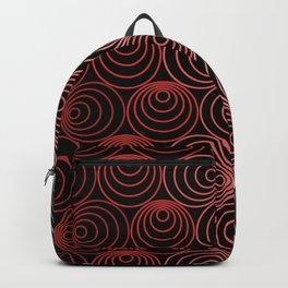 Op Art 107 Backpack