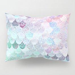 SUMMER MERMAID - CORAL MINT Pillow Sham