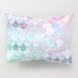 SUMMER MERMAID - CORAL MINT Pillow Sham