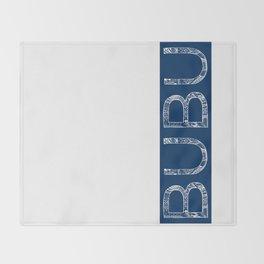 Bethel Royals Throw Blanket