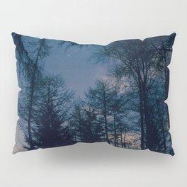 Night Forrest Pillow Sham