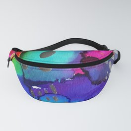 Skate World Fanny Pack