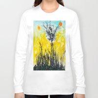 tim shumate Long Sleeve T-shirts featuring Tim Burton by Jose Luis