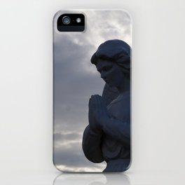 An Evening Prayer iPhone Case