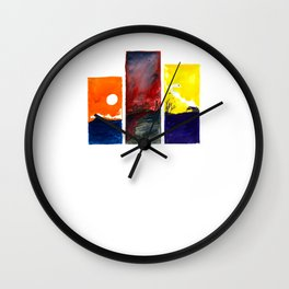 Between Days Wall Clock