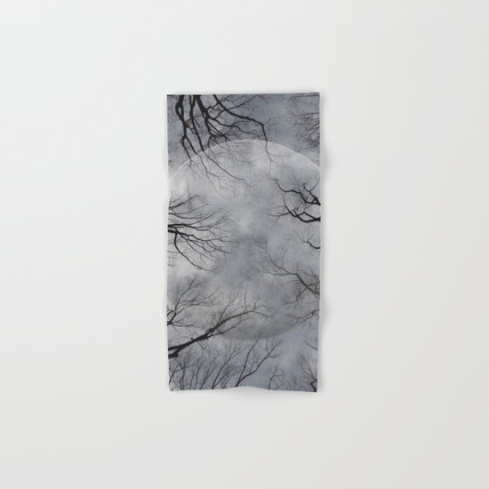 New Moon Rising Hand & Bath Towel