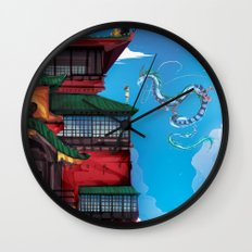 I know your name. Wall Clock