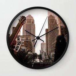 A Little Corner. /// Wall Clock