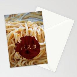 パスタ_Celebrate Pasta Stationery Cards