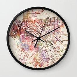 El Paso Wall Clock
