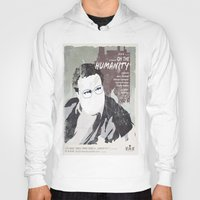 seinfeld Hoodies featuring For Seinfeld Fans pt.3 by Alain Cheung