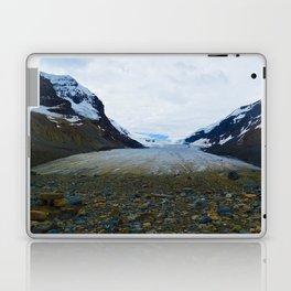 Columbia Icefields in Jasper National Park, Canada Laptop & iPad Skin