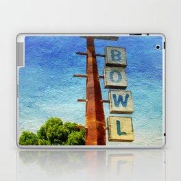 Century Bowl - Merced, CA Laptop & iPad Skin
