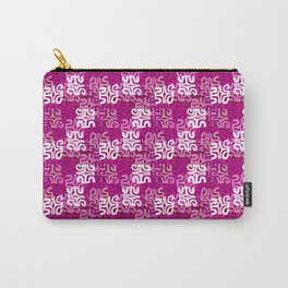 Swanky Mo Pink Carry-All Pouch