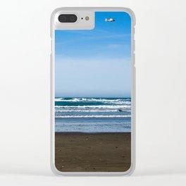 Coast Guard Clear iPhone Case