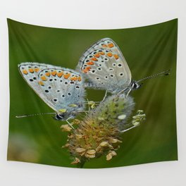 green love Wall Tapestry