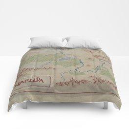 Through the Wardrobe Comforters
