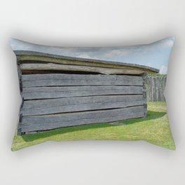 Fort Necessity Rectangular Pillow