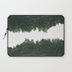 Forest Reflections VI Laptop Sleeve