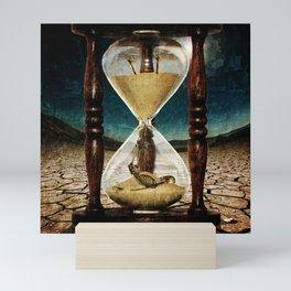 Sands of Time ... Memento Mori Mini Art Print