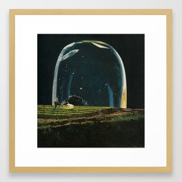 Mind Gardens Framed Art Print