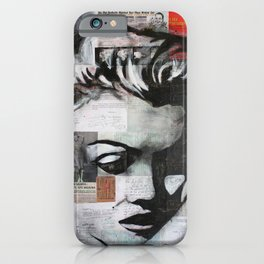 Marilyn «Memory» iPhone Case