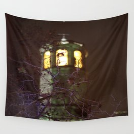 Bell Tower Wall Tapestry
