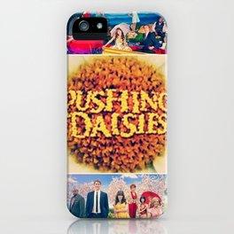 Pushing Daisies iPhone Case