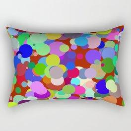 Circles #14 - 03192017 Rectangular Pillow