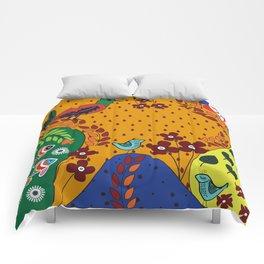 Pattern X Comforters