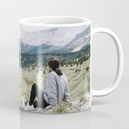 Mountain Views Coffee Mug