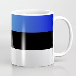 Flag of Estonia Coffee Mug