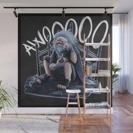 Awooooo Wall Mural