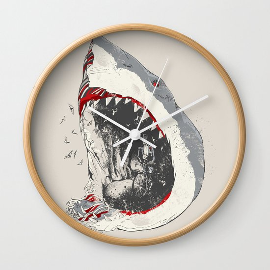 Discovery Wall Clock