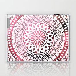 Nebula Snake Mandala Laptop & iPad Skin