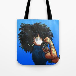 Naturally the Riveter  Tote Bag