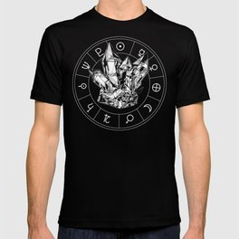 The Cosmic Crystal T-shirt