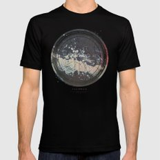 Fernweh Vol 6 Mens Fitted Tee LARGE Black