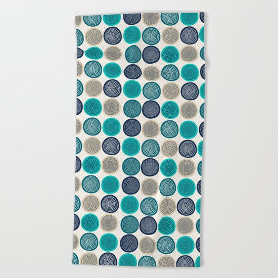 Pattern 9 Beach Towel