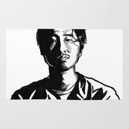 Glenn Rhee: Rhee's In Peace Rug