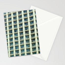 Tel Aviv - Crown plaza hotel Pattern Stationery Cards