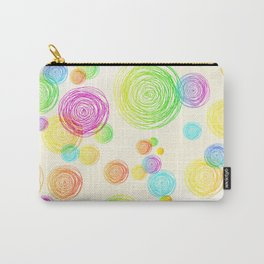 I'm Seeing Circles Carry-All Pouch