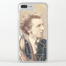 Salvaged Relatives (01) Clear iPhone Case