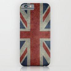 Union Jack (1:2 Version) Slim Case iPhone 6s