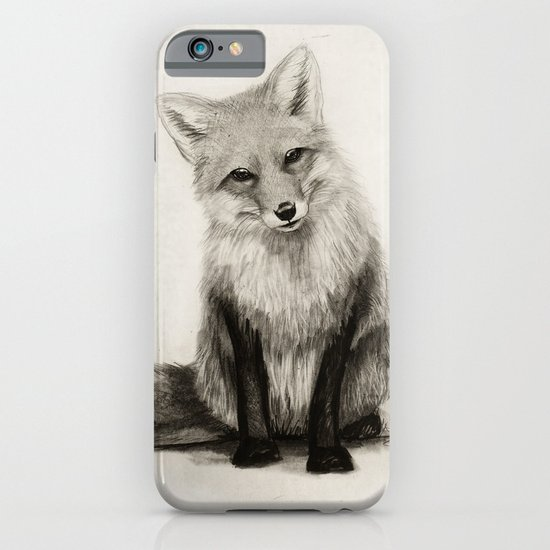 Fox Say What?! iPhone & iPod Case