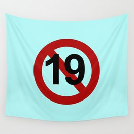 K-Poppin: Rated 19 Wall Tapestry