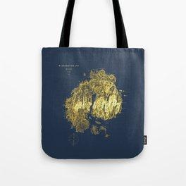 Mt. Desert Island 1875 Tote Bag