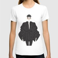 goth T-shirts featuring Elegant goth by \nicolafleming