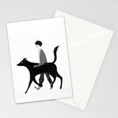 Harry and Sirius Stationery Cards